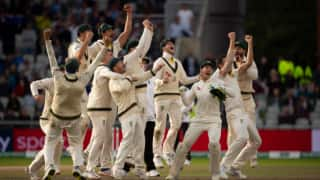 Coach Justin Langer defends Australia's Ashes celebrations