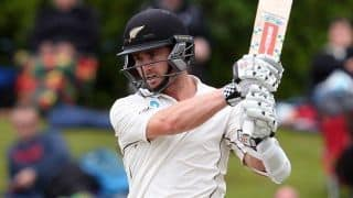 Kane Williamson's injury is unusual, quick return expected, says coach Gary Stead
