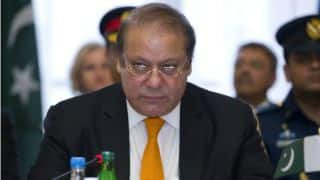 Pakistan vs Zimbabwe 2015: Nawaz Sharif thanks Zimbabwe president for going ahead with the tour