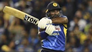 Kusal Perera fifty guides Sri Lanka to 142/7 in third Australia T20I