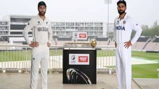 IND vs NZ WTC Final: Play abandoned on Day 1 due to persistent rain