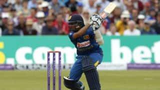 Sri Lanka set 211-run target for Bangladesh in 2nd T20I