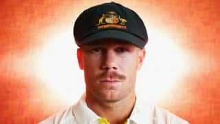 David Warner: Playing for Australia is a dream come true