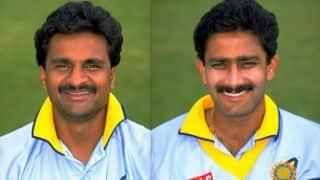 164 रनों पर 8 विकेट गिरने के बाद जब जवागल श्रीनाथ-अनिल कुंबले ने दिला दी थी जीत