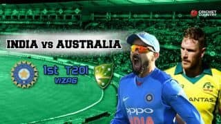 Match Highlights, India vs Australia 2019, 1st T20I: Maxwell shines as Australia beat India in a last-ball thriller