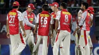 CLT20 2014 : Kings XI Punjab announce Nafex.com and Shrey as sponsors for this season