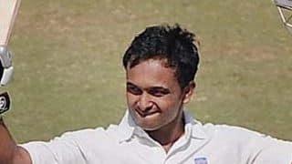 Ranji Trophy 2013-14 final: Kedar Jadhav, Ankit Bawne steady Maharashtra