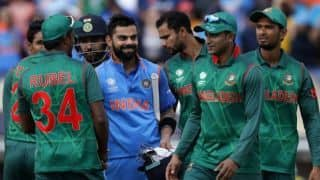 IND vs BAN: we need to take early wicket with new ball to restrict India, say Courtney Walsh