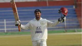 Afghanistan cricketer Baheer scores 256* on debut; enters record book