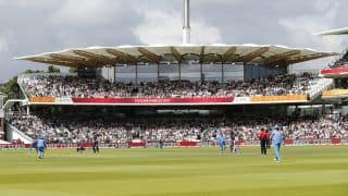 ICC Women's World Cup 2017 final: 105-year-old Eileen Ash rings 5-minute bell at Lord's ahead of India-England clash