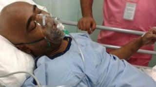 Vinod Kambli suffers heart attack while driving