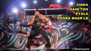 JDJ 7: Sreesanth dances to Zinda