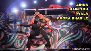 Jhalak Dikhhla Jaa 7: Sreesanth dances to <em>Bhaag Milkha Bhaag's Zinda</em>