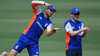 "Eoin Morgan: Alex Hales has ""learned his lesson"""