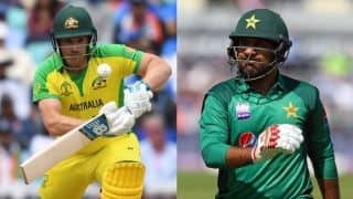 Cricket World Cup 2019: Bruised Australia seek revival against resurgent Pakistan