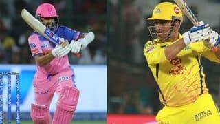 चेन्नई के खिलाफ जीत की पटरी पर लौटने के इरादे से उतरेगा राजस्थान