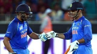 WATCH: India race to comfortable eight-wicket win