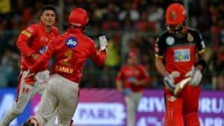 IPL 2018: RCB's Washington Sundar heaps praise on KXIP's Mujeeb Zadran