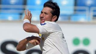 Yasir Shah's five-for halts Sri Lanka charge against Pakistan in 2nd Test, Day 2