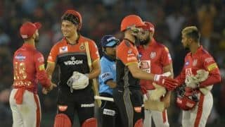IPL 2019 Latest Points Table: RR, RCB post victories but remain stationary