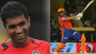 Munaf Patel plays in IPL after 1,426 days while Aaron Finch misses Gujarat Lions-Mumbai Indians game for strange reason; Twitter goes berserk