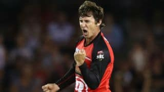Big Bash League 2017-18: 46 year old Brad Hogg extends stay with Melbourne Renegades