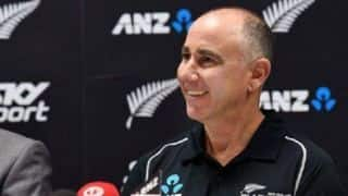 We want our guys to make it tough for the selectors during World Cup time: New Zealand coach Gary Stead