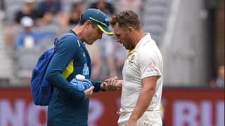 पर्थ टेस्ट: चौथे दिन बल्लेबाजी के लिए पूरी तरह फिट हैं एरोन फिंच