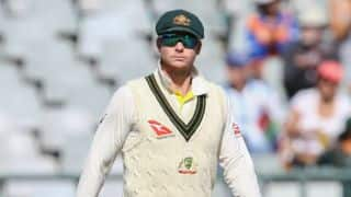 Steven Smith handed one Test ban by ICC; Cameron Bancroft survives