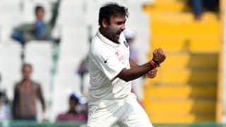 Ranji Trophy 2016-17, Round 7, match report: Haryana take 3 points for first innings lead against Goa