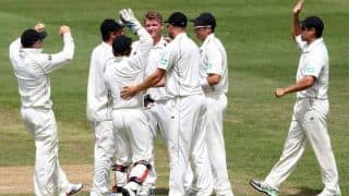 New Zealand announce squad for Tests against India