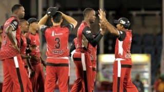 Trinidad & Tobago Red Steel thrash St Lucia Zouks