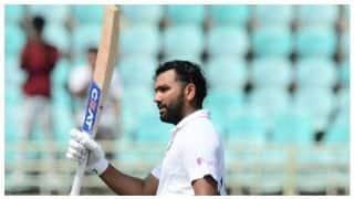 रोहित करियर की सर्वश्रेष्ठ 17वीं रैंकिंग पर पहुंचे, अश्विन की शीर्ष 10 में वापसी
