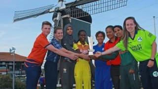 आईसीसी ने महिला टी20 विश्व कप क्वालिाफायर के शेड्यूल का ऐलान किया