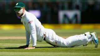 India vs South Africa, 1st Test: Faf du Plessis delighted with Cape Town pitch