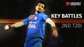 Yuzvendra Chahal vs Team Lanka, and other key battles