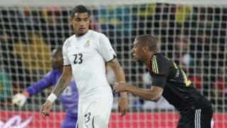 Boateng brothers face off in World Cup again