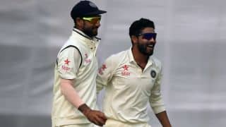 Shikhar Dhawan fit for 1st Test against South Africa; Ravindra Jadeja down with viral infection