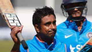 Ambati Rayudu completes 1,000 runs in ODI cricket