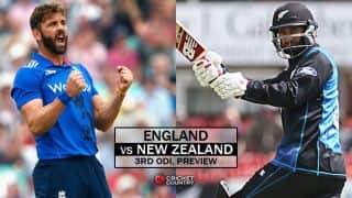 England vs New Zealand 2015, 3rd ODI at Southampton, Preview: England look to bounce back