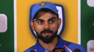 Kohli reveals batting order to be 'flexible' ahead of T20I series