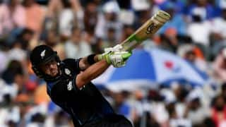 India vs New Zealand, 4th ODI: Martin Guptill, Tom Latham off to quick start
