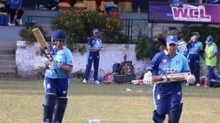 Live cricket score BTW vs PPW  Biratnagar Titans vs Pokhara Paltan Match 4, Women Champions League T20