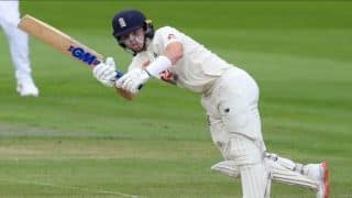 England vs West Indies, 3rd Test : feel like a little bit of a weight off the shoulders, says Ollie Pope