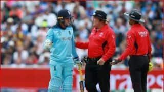 विश्व कप फाइनल से पहले आईसीसी ने की जेसन रॉय पर कार्रवाई