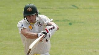 Steven Smith pleased with first innings lead against South Africa