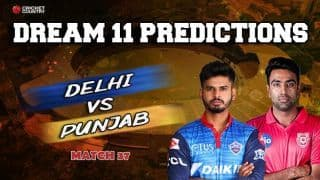 Dream11 Prediction: DC vs KXIP Team Best Players to Pick for Today's IPL T20 Match between Delhi Capitals and Kings XI Punjab at Feroz Shah Kotla at 8PM