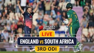 Live Cricket Score, ENG vs SA, 3rd ODI at Lord's: SA win toss, elect to bowl