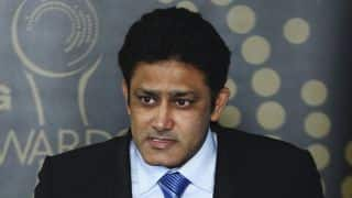 Anil Kumble in contention to be Kings XI Punjab's Head coach
