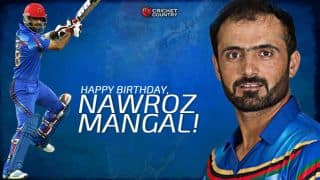 Nawroz Mangal Latest News Photos Biography Stats Batting